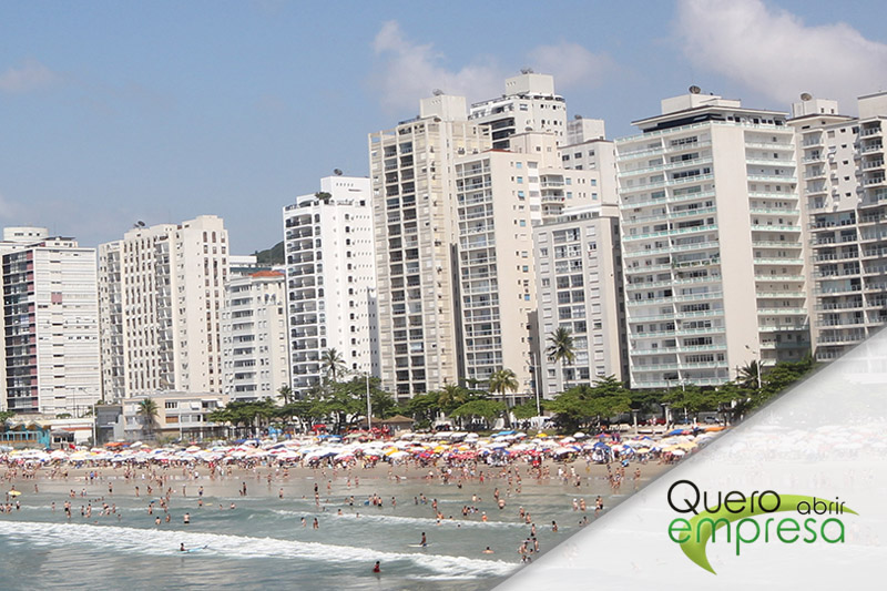 Como abrir uma empresa em Guarujá