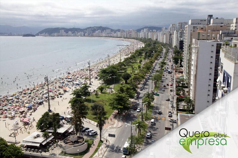 Como abrir uma empresa em Santos