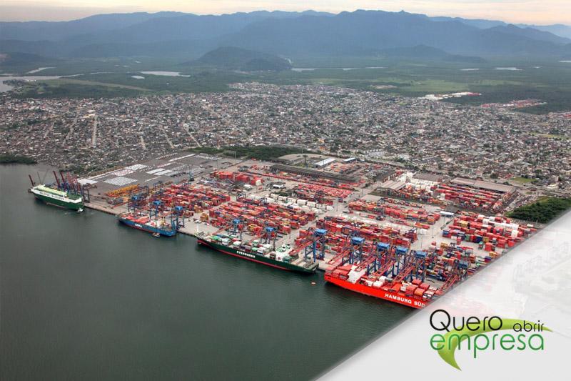 Como abrir uma empresa em Santos - Consulta de viabilidade