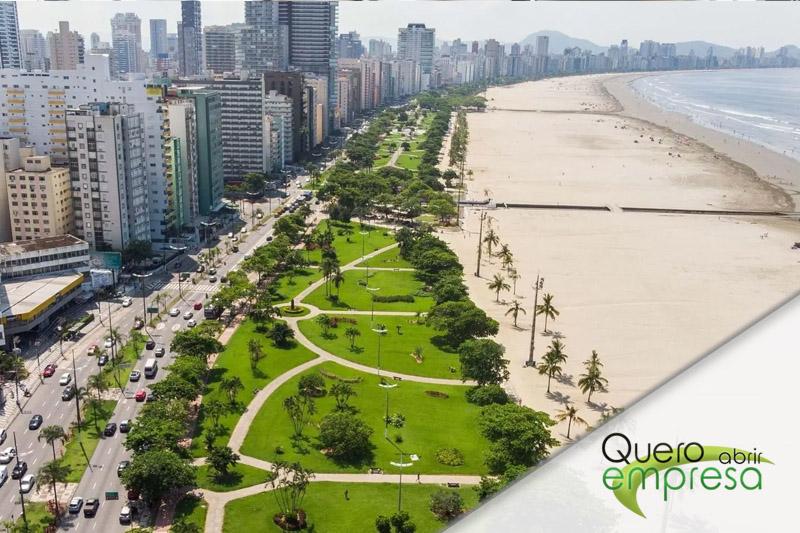 Como abrir uma empresa em Santos - Que tipo de negócio abrir na Baixada Santista