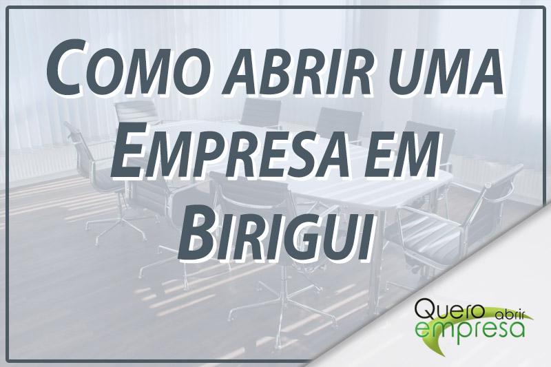 Como abrir uma empresa Birigui