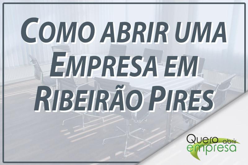 Como abrir uma empresa Ribeirão Pires