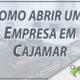 Como abrir uma empresa em Cajamar