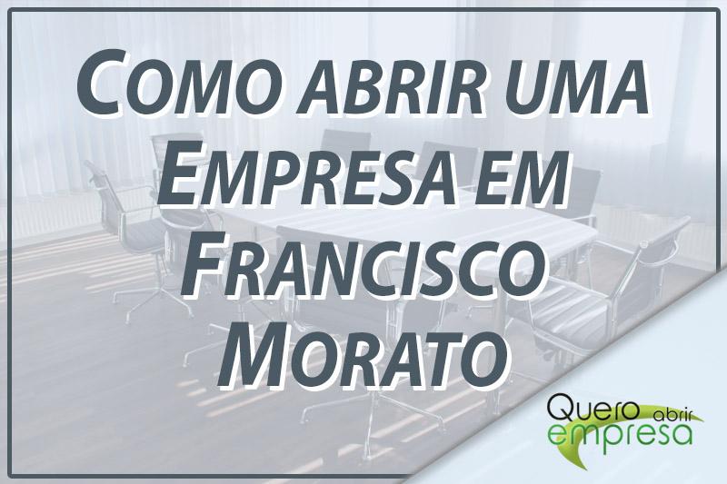 Como abrir uma empresa em Francisco Morato