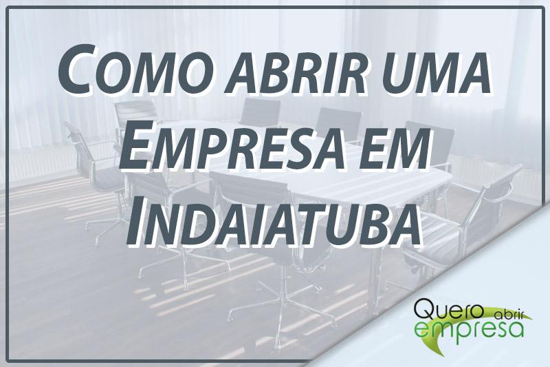 Como abrir uma empresa em Indaiatuba