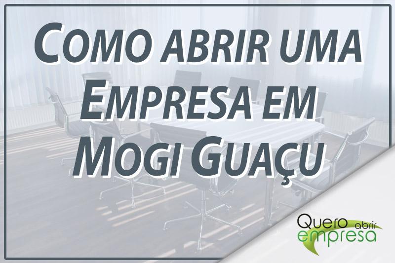 Como abrir uma empresa em Mogi Guaçu