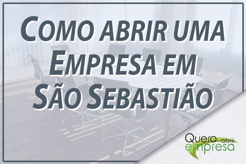 Como abrir uma empresa em São Sebastião