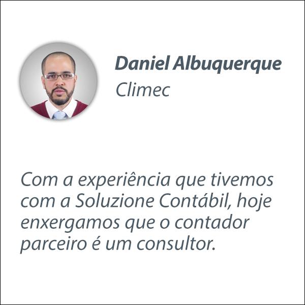 Depoimento Daniel Albuquerque