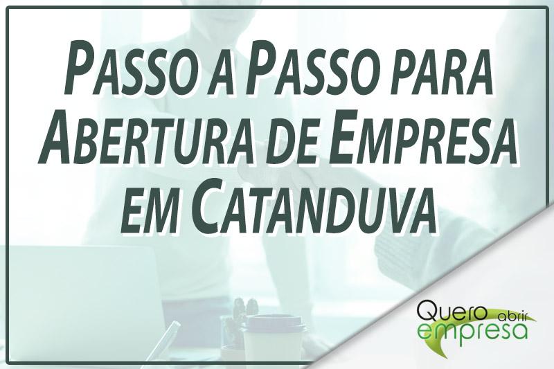 Passo a Passo para abertura de empresa em Catanduva
