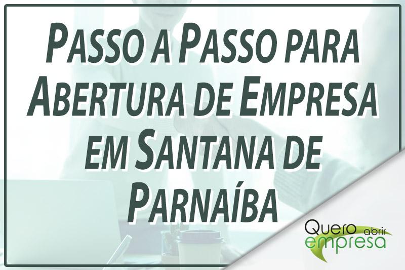 Passo a Passo para abertura de empresa em Santana de Parnaíba