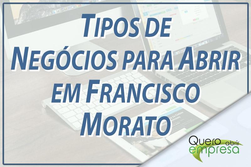 Tipos de Negócios para abrir em Francisco Morato