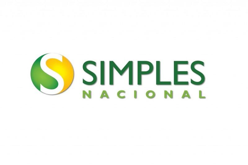 Contabilidade para empresas do Simples Nacional Logotipo fundo branco